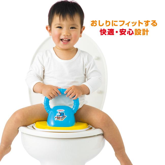 トーマス 幼児用補助便座  トーマス 幼児用補助便座  トーマス 幼児用補助便座|きかんしゃトー