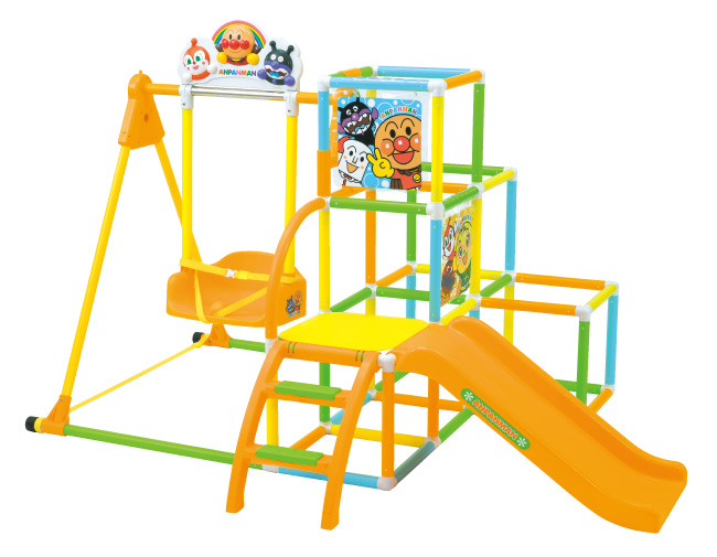 Baby Jungle Gym Indoor : 紙のおもちゃ : すべての講義